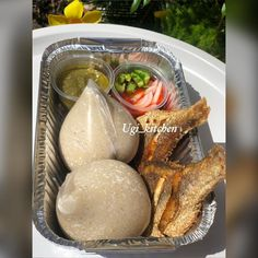 """Ugi Kitchen on Instagram: """"Hot banku with fish and and our local red and green pepper. Kindly place ur orders on 0545874324"""" Jollof Rice, Stuffed Green Peppers, Fish, Places, Hot, Kitchen, Instagram, Stuff Green Peppers, Cooking"""
