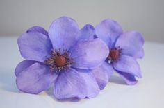 Sugar Anemone Cake Decoration by JasonSchreiber on Etsy, $20.00