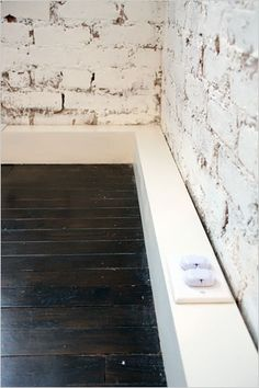 Baseboard With Horizontal Electrical Outlet HOUSE Trim