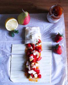 La Virgi che prende ispirazione dell'instagram e prepara la merenda al fidanzato @akalotto ✨