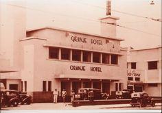 Oranje Hotel, now Hotel Majapahit. Surabaya. This hotel has been beautifully restored and always a  definite stop when in Surabaya. Wonderful inspiration !