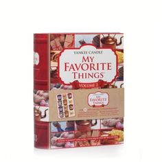 Sampler® Votive Gift Book : Gift Basket : Yankee Candle    This is the most amazing thingI hav ever seen!