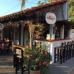 This was my favorite place to eat in Sayulita. Everything is prepared fresh. The ceviche is amazing. Also the shrimp burro. And don't forget to ask for guacamole.
