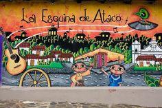 Ataco. El Salvador