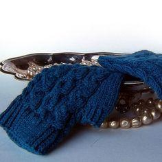 7c06eb86777f8 Euphony knitting pattern Cabled wrist warmers Wrist Warmers