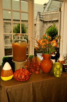 Fall Party Decoration Ideas
