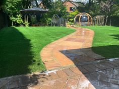 Our latest Crowborough artificial grass installation looks absolutely amazing, especially because they chose our Trulawn Luxury! Artificial Grass Installation, Water Waste, Pretty Tough, Light Reflection, Lawns, Back Gardens, Gardening Tips, Larger, Campaign