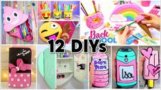 Room Decor - Emojis - Back to School & Phone Cases Homemade. Home Remodeling Software. 78353917 Home Improvement Binford. Ideas For Do It Yourself Rustic Home Decor Diy Crafts To Do, New Crafts, Easy Crafts, Squishies, Diy Back To School, Diy Tumblr, Diy School Supplies, Diy Slime, Diy Phone Case