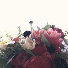 june wedding bouquet / twig & twine.