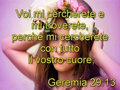 Geremia 29:13