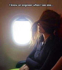 I know an engineer when I see one