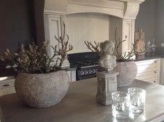 kitchen ideas – New Ideas Annie Sloan, Beton Diy, Interior Decorating, Interior Design, French Decor, Wabi Sabi, Home And Living, Living Room, Diy Furniture
