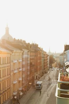 stockholm, sweden.  My great grandparents were from Sweden.  this is on my bucket list to visit.