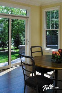 Ordinaire Brighten Up Your Breakfast Nook With Pella® Architect Series® Sliding Patio  Doors To Provide