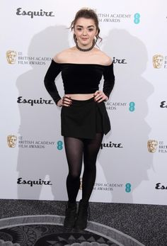 Maisie Williams For more visit: www.charmingdamsels.tk