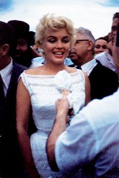 Marilyn at the Bement Centennial, Bement, Illinois, 1955.