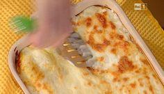 La ricetta dei cannelloni con funghi e patate di Alessandra Spisni del 27 novembre 2014 – La prova del cuoco