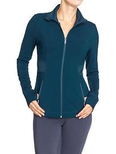 Women's Old Navy Active Compression Jackets | Old Navy