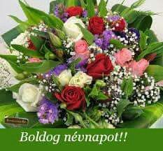 Name Day, Topiary, Cut Flowers, Flower Arrangements, Floral Wreath, Happy Birthday, Wreaths, Pretty, Plants