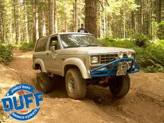 If you're a fan of the Ford Bronco II, then you've probably heard of James Duff, and James Duff Enterprises. James Duff's experience with Ford Bronco's goes back to the Over the years he's modified, raced, and even developed … Continued New Bronco, Ford Bronco Ii, Early Bronco, Sweet Cars, Paint Schemes, Roof Rack, The Duff, Ranger, Monster Trucks