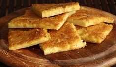 La Farinata is traditionally vegan, very easy to make and extremely delicious! Gluten Free Recipes, Vegetarian Recipes, Pork Recipes, Cooking Recipes, Great Recipes, Favorite Recipes, Tapas, Vegan Cookbook, Food Club
