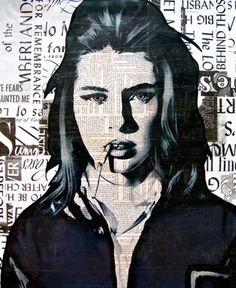 Saatchi Online Artist Annie Terrazzo