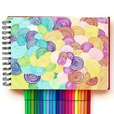 drawing markers doodling marker drawings easy coloring colormadehappy cool