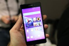 The Sony Xperia Z2 Will Launch In The U.S. This Summer | TechCrunch