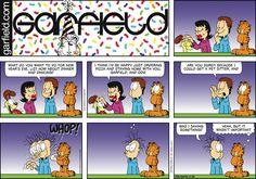Garfield for 12/28/2014 | Garfield | Comics | ArcaMax Publishing