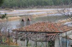 Πευκοδάσος μεγάλη λίμνη αγιασος Gazebo, Outdoor Structures, Kiosk, Pavilion