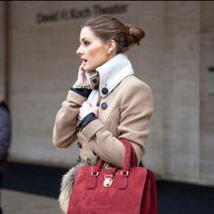Great winter purse! OP