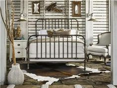 www.chapinfurniture.com The Guest Room Bed (King)  