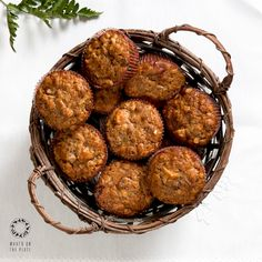 Oatmeal Muffins Recipe (Whats On The Plate), batter made with buttermilk