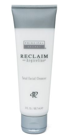 Principal Secret Reclaim Argireline Total Facial Cleanser, 3 oz ** This is an Amazon Affiliate link. You can get additional details at the image link.