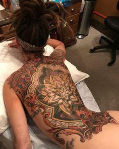 Home - Tattoo Spirit Badass Tattoos, Hot Tattoos, Body Art Tattoos, Girl Tattoos, Tattoos For Women, Tatoos, Tattoo Girls, Tattooed Women, Crazy Tattoos