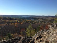 Lookout view
