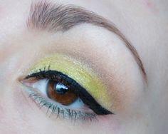 Blog of Shadows : Spring make up look : Green