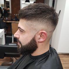 #beard #fresh #work #man #manshair #fresh #barber #barbercut #razor #razorfade