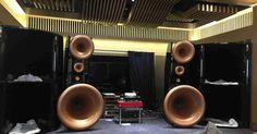 INSTALLATION CESSARO GAMMA EX F8 元霸 EXCSLUSIVE HORN SPEAKERS SYSTEM