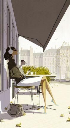 Matthieu Forichon http://www.pinterest.com/inspirewetrust/illustration/