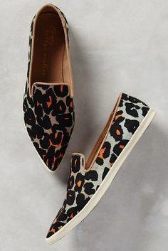 Bettye Muller Ivy Slip-On Sneakers Leopard
