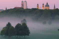 München, eine Stadt mit Geheimnissen