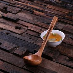 Wooden utensils are a must. Take our suggestion of a great quote regarding soup or submit your own idea for this deep scoop wooden soup ladle with long wood grain and nifty design handle. *soup bowl n Wholesale Home Decor, Home Decor Online, Home Decorators Rugs, Home Decor Fabric, Home Entrance Decor, Gold Home Decor, Home Decor Signs, Home Decor Catalogs, Home Theater Decor