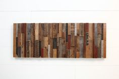 Hey, I found this really awesome Etsy listing at https://www.etsy.com/listing/115581258/reclaimed-wood-wall-art-48x18x2-made-of