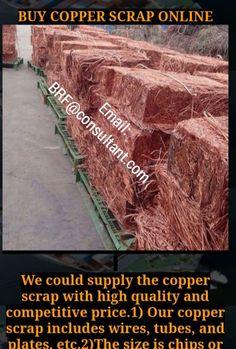 Copper Prices, Copper Wire, Scrap, Metal, Metals