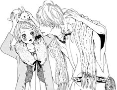 Find images and videos about manga and yumemiru taiyou on We Heart It - the app to get lost in what you love. Manga Art, Manga Anime, Anime Art, Manga Love, Anime Love, Manga Pictures, Cute Pictures, Takano Ichigo, Shrug Emoji