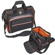 1 Klein Tools Electrician S Bag Belt Storage Tool Ideas
