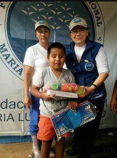 #KaroPrensa María Luisa Piraquive mas de 5000 personas con diferentes discapacidades han recibido atención y ayuda Fundación Internacional María Luisa de Moreno