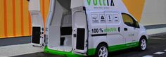 Better Future and Voltia team up to offer top quality electric vehicle parcel delivery in Germany
