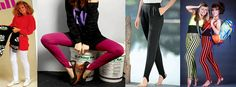 Stirrup pants!! With flats!! Oh Yea!! (Ugg boots could totally use these!)